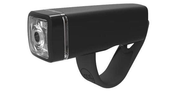 Knog POP i - Luz a pilas dilanteras - 1 LED blanco, estándar negro